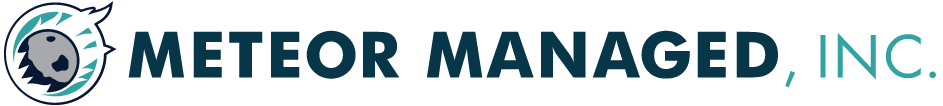 Meteor Managed Blog Logo